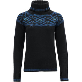 Devold Ona Round Sweater Damen ink